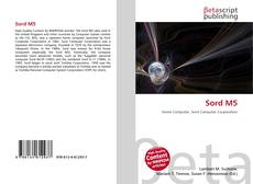 Capa do livro de Sord M5