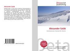Alexander Salák的封面