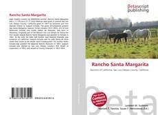 Portada del libro de Rancho Santa Margarita