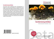 Bookcover of Sordariomycetidae