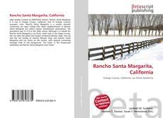 Capa do livro de Rancho Santa Margarita, California