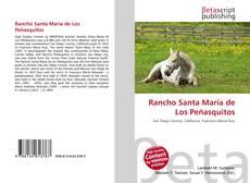 Bookcover of Rancho Santa Maria de Los Peñasquitos