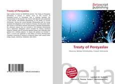 Capa do livro de Treaty of Pereyaslav