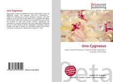 Borítókép a  Uno Cygnaeus - hoz