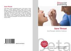 Bookcover of Sore Throat