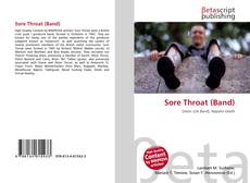 Bookcover of Sore Throat (Band)