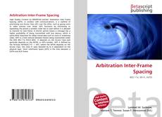 Bookcover of Arbitration Inter-Frame Spacing