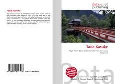 Bookcover of Tada Kasuke