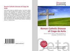 Capa do livro de Roman Catholic Diocese of Ciego de Avila