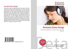 Bookcover of Promise (Ciara Song)