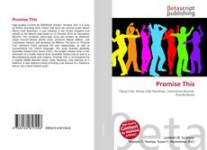 Bookcover of Promise This