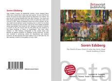 Soren Edsberg kitap kapağı