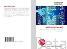 Bookcover of AMOS (Software)