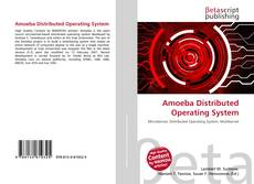 Amoeba Distributed Operating System kitap kapağı