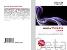 Bookcover of Warsaw Wschodnia Station