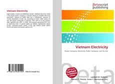 Bookcover of Vietnam Electricity