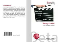 Nancy Barrett kitap kapağı