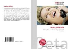 Bookcover of Nancy Benoit