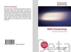 Borítókép a  AIDA (Computing) - hoz