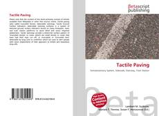 Bookcover of Tactile Paving