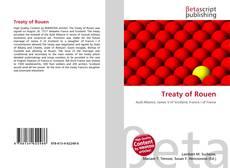 Couverture de Treaty of Rouen