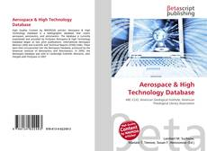 Bookcover of Aerospace & High Technology Database