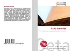 Rand Hummel的封面