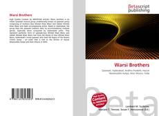 Warsi Brothers的封面