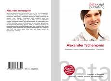 Bookcover of Alexander Tscherepnin