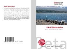 Rand Mountains的封面