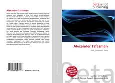 Couverture de Alexander Tsfasman