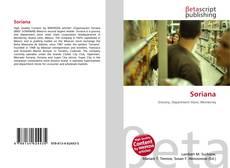 Bookcover of Soriana