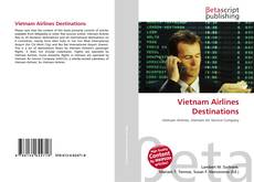 Bookcover of Vietnam Airlines Destinations