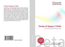 Treaty of Speyer (1544) kitap kapağı