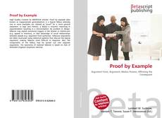 Bookcover of Proof by Example