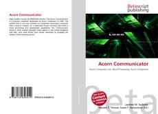 Couverture de Acorn Communicator