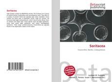Buchcover von Soritacea