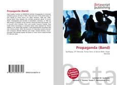 Copertina di Propaganda (Band)