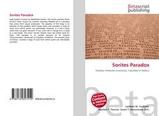Bookcover of Sorites Paradox