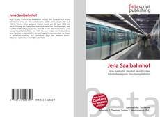 Buchcover von Jena Saalbahnhof