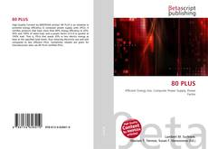 Bookcover of 80 PLUS