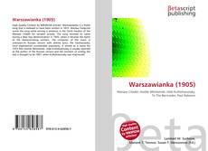 Bookcover of Warszawianka (1905)