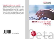 Bookcover of ISDN-Oriented Modular Interface