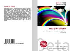 Capa do livro de Treaty of Zboriv