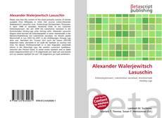 Alexander Walerjewitsch Lasuschin的封面