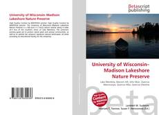 Copertina di University of Wisconsin–Madison Lakeshore Nature Preserve