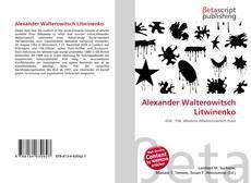 Bookcover of Alexander Walterowitsch Litwinenko
