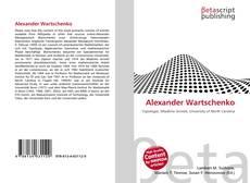 Bookcover of Alexander Wartschenko