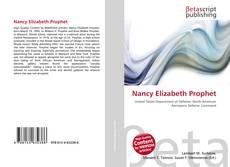 Nancy Elizabeth Prophet kitap kapağı