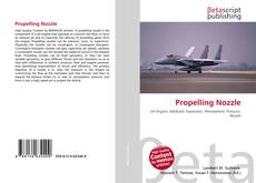Bookcover of Propelling Nozzle